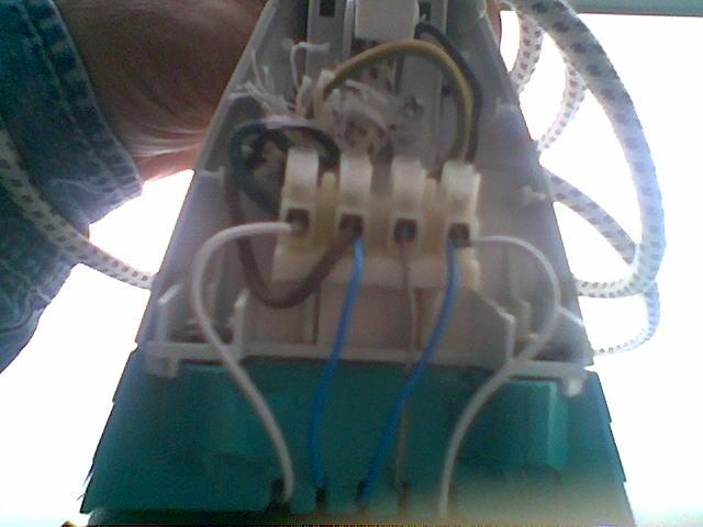 Schema Cablaggio Ferro Da Stiro : Schema elettrico ferro da stiro a vapore