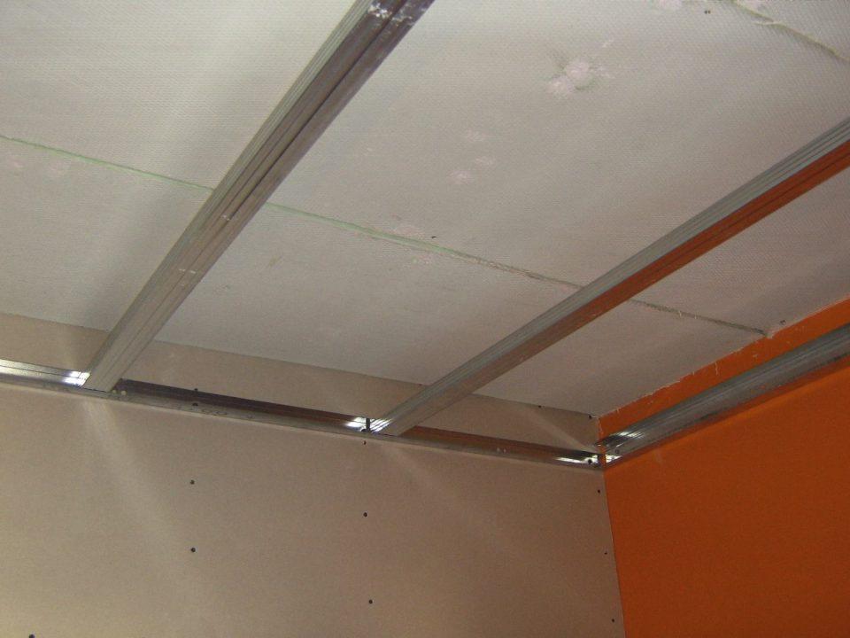 Come montare il cartongesso sul soffitto | Tutto per Casa